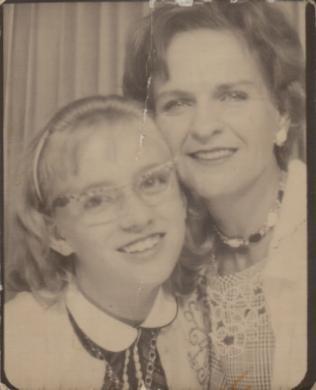 Arvilla & Mom